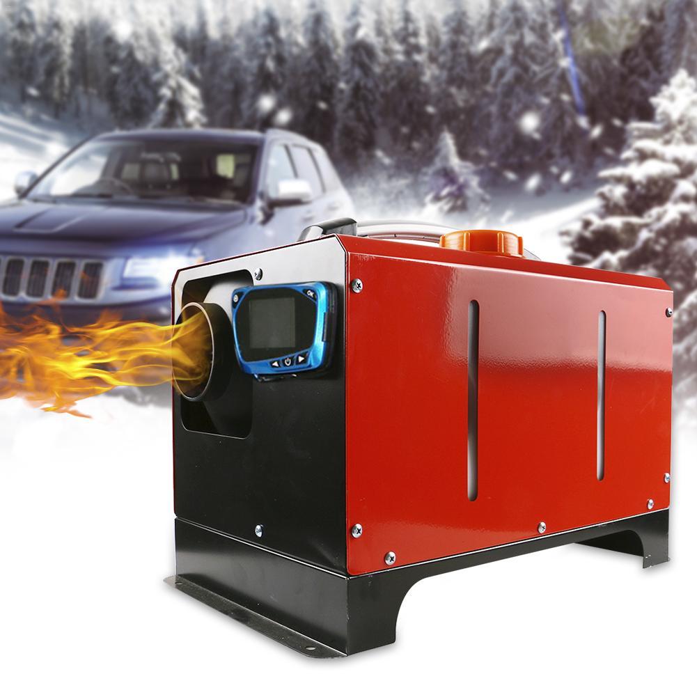 5KW 12 V/24 V Standkachel Diesel Heater Auto Vrachtwagen Camper Boten Low Noise Start Interieur Ontdooien Glas fog Ontdooien