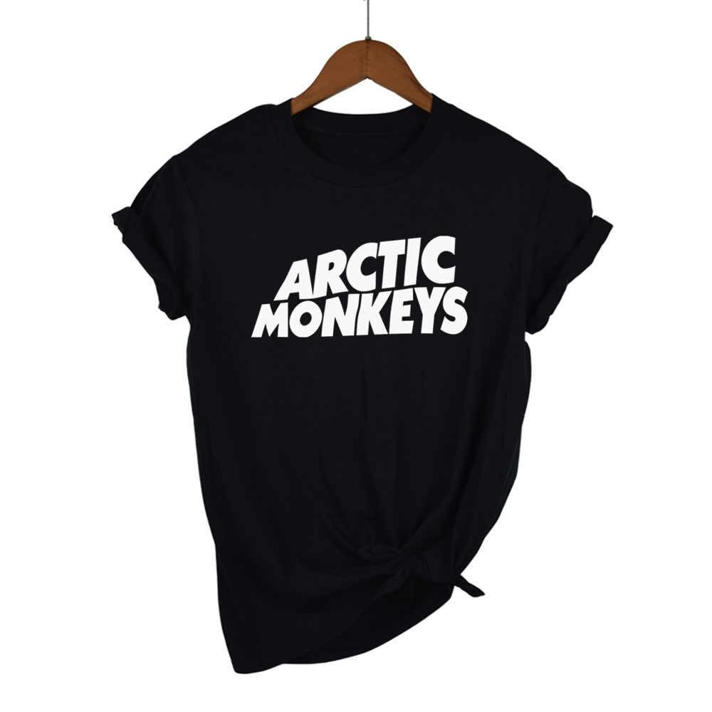 Arctic Monkeys Sound WAVE T เสื้อ TEE TOP ROCK Band Concert อัลบั้มสูง TSHIRT TShirt TEE เสื้อ Unisex เพิ่มเติมขนาดและ Color-A112