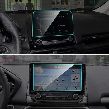 8 9 pouces pour Ford EcoSport voiture GPS Navigation verre trempé protecteur d