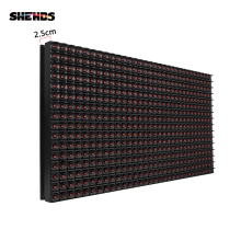 DIY LED Display Panel HD P2 P3 P4 P5 P6 P7 P8 P10 Indoor Outdoor Custom Led Screen Panel Led Display Module Advertising Matrix