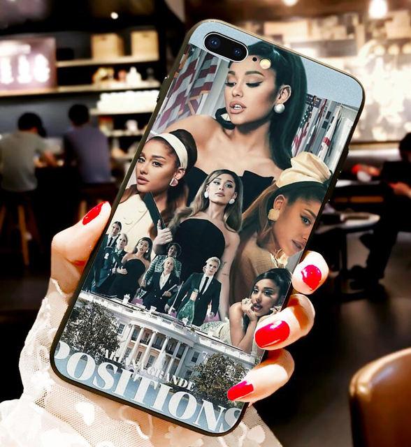 ARIANA GRANDE IPHONE CASE (6 VARIAN)