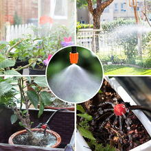 30 м автоматический капельный полив оросительный комплект контроль потока экономия воды DIY растения излучатель для садовой системы газон оборудование цветы