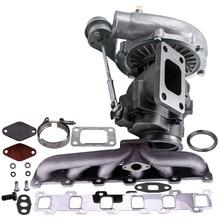 ターボマニホールド日産パトロールサファリgu gq 4.2L td TD42 TB42 T04E T3 T4。63 a/r 44 トリムターボチャージャー 400 + hpステージiii