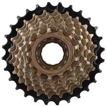 Bicycle Freewheel 14-28T Road Bike Freewheel Rotate Sprocket 6/7/8 Speed Mountain Bike Replacement Accessory Bicycle Parts