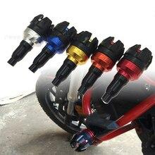 Ползунок рамы мотоцикла, противоударные колпачки, защита двигателя, защитная подушка для мотоцикла, защита от падения, защитные чехлы из ал...