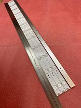 New 4 PCS 12LED 808mm LED backlight strip for LE40B3000 LED40ME1000 LED40D12 ZC14 04 A B LED40D12 03(B) A