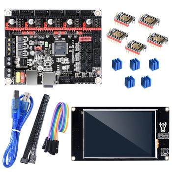 BIGTREETECH SKR V1.3 Motherboard 32-bit with 5PCS TMC2209 Driver StepStick + TFT35 Touch Screen Kits RepRap 3D Printer Board MKS