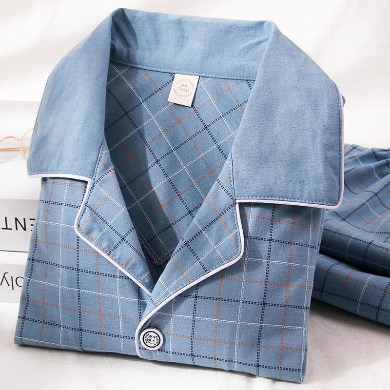 Square pattern Pure Cotton PJs