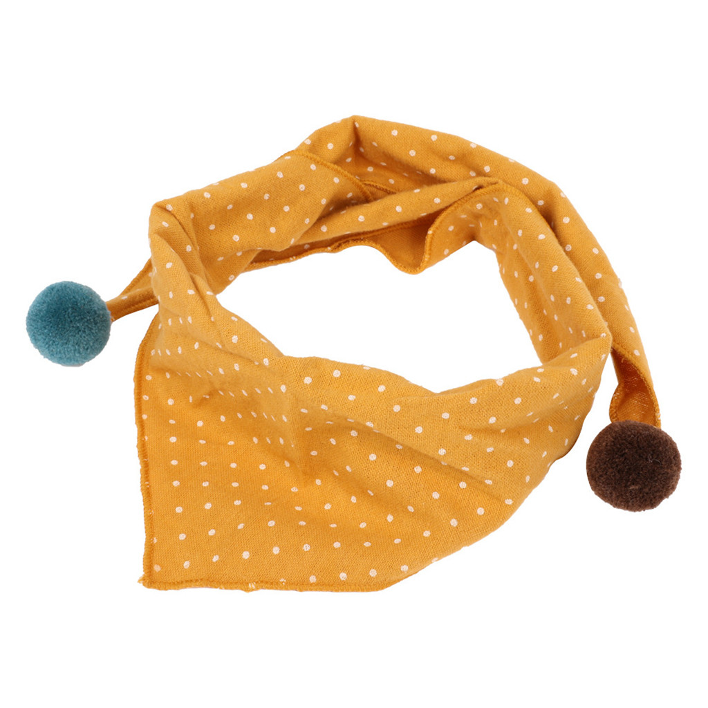 Autumn and Winter Cotton Linen Children Scarf  O ring Shawl scarf Neck Scarves