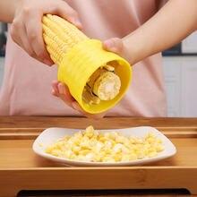 Кухонный гаджет сепаратор ядра кукурузы отрезка очистка молотилка