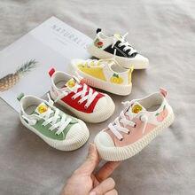 2020 Весенняя повседневная обувь для маленьких девочек и мальчиков