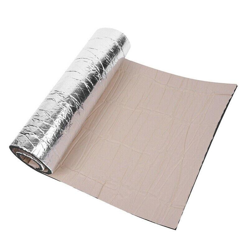 100*50cm Car Sound Insulation Waterproof Door Deadening Close-cell Mat