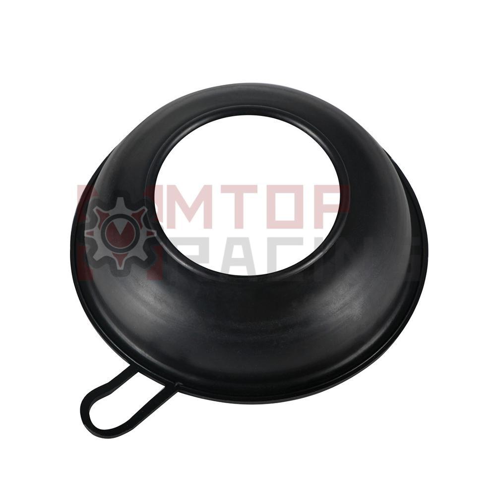 Carburetor Diaphragm Vacuum Membrane For Honda CBR600F31995 1996 1997 1998 Membrane Only
