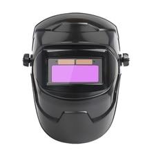 Eye-Shield Helmet Welder-Glasses Hood Protect Solar New Size-Adjustment High-Quality