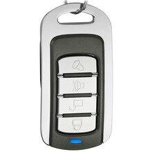 868 mhz porta de controle remoto garagem chave duplicador para portão controle remoto garagem rolamento código comando 433 868 mhz
