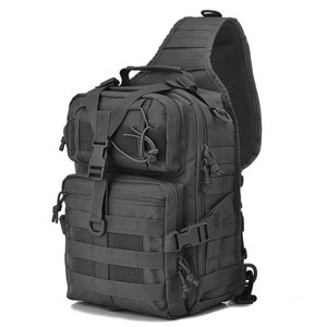 Image 1 - Tactical Assault Backpack Military Army Molle Bag Waterproof Hiking Rucksacks Sling Pack for Outdoor Sports Camping Hunting 20L