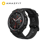 Amazfit-reloj inteligente t-rex Pro, dispositivo resistente al agua con GPS, Batería de 18 días de duración, 390mAh, para teléfono Android e iOS
