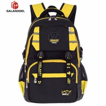 Waterproof Children School Bags Girls Boys and Lightweight Wearable Nylon School Bags for Teenagers Breathable Backpack