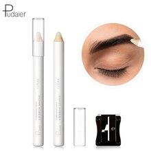 Pudaier, 1 шт., витамин Е, фиксирующий карандаш для бровей, водостойкий макияж, стойкий карандаш для бровей, закрытый точилкой