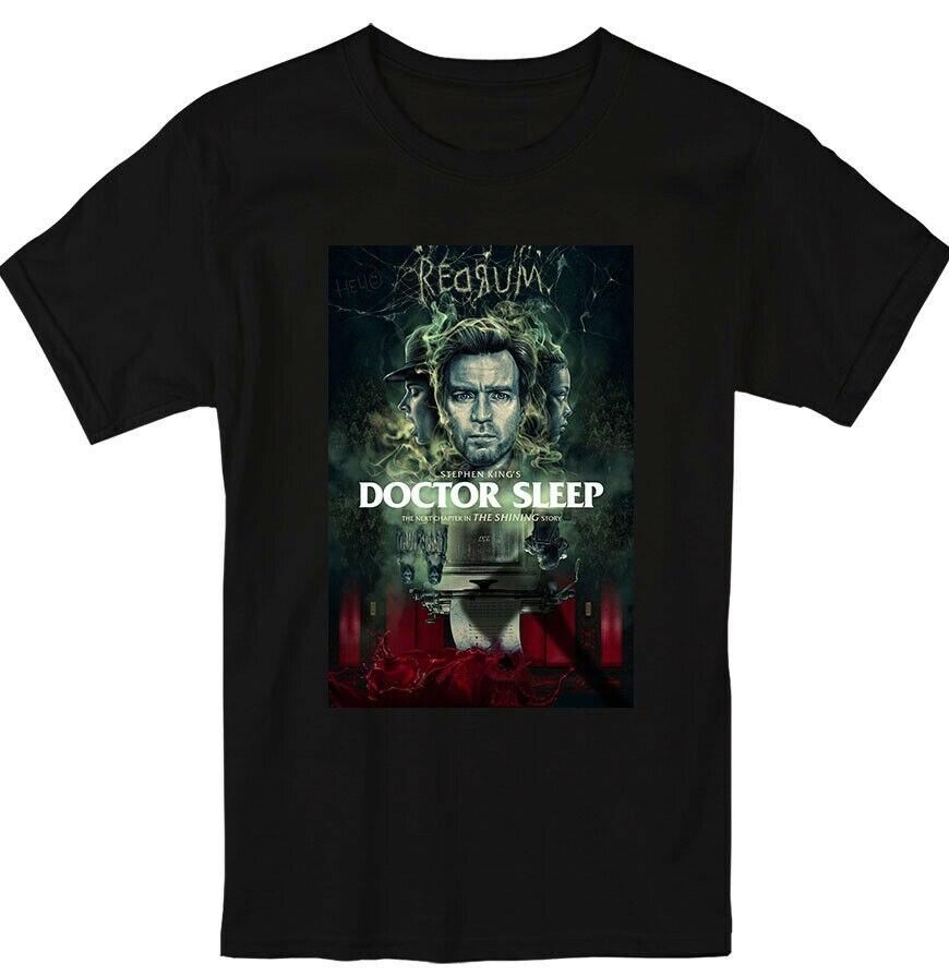 New Doctor Sleep Movie 2019 The Shining Stephen King'S Film T-Shirt S-3Xl Men
