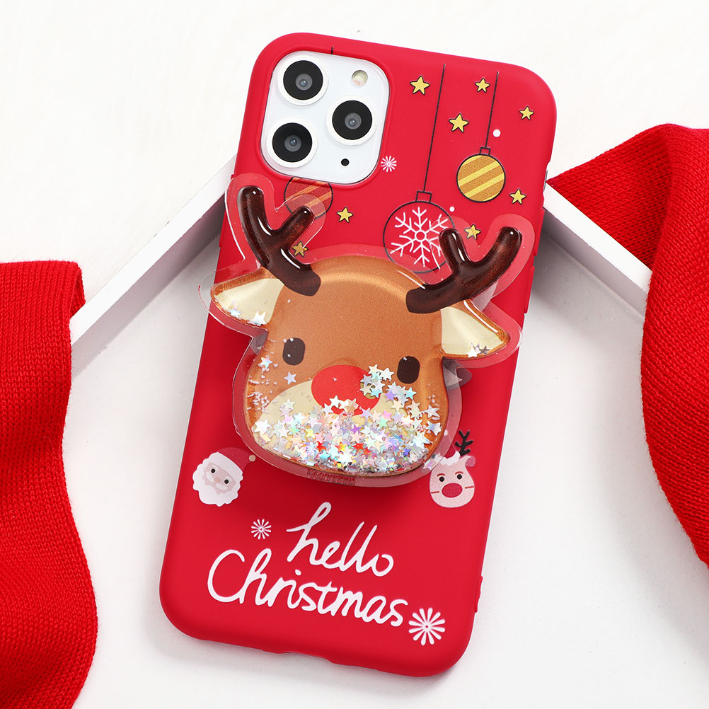 Christmas Kickstand Cases For iPhone 12 Pro