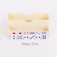 Hot Sale Magic Props Tricks Digital Dice Toy Bar Night Club Party Board Game Children Funny Toys Gifts For Kids