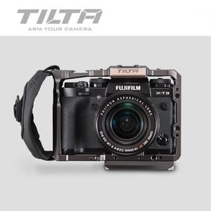 Image 2 - Tilta Dslr Kooi Voor Fujifilm XT3 X T3 En X T2 Camera TA T03 FCC G Volledige Kooi Top Handvat Handgreep Fujifilm Xt3 Kooi accessoires