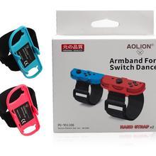EastVita 1 пара Регулируемый игровой браслет эластичный ремешок для nintendo Switch Joy-Con контроллер браслет для танцев на запястье r20