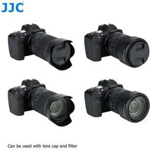Image 3 - Jjc カメラ可逆レンズフードキヤノン RF 24 〜 240 ミリメートル f/4 6.3 は USM レンズキヤノン Eos R EOS RP EOS Ra 置き換えキヤノン EW 78F