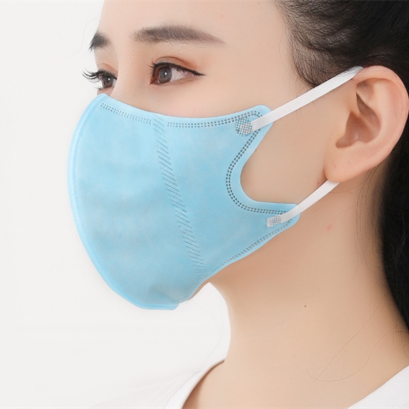 Fabric Mouth Face Mask Anti Haze/Anti Dust Mouth Mask Respirator Mascaras With Filter Respirator Mask Face Masks Care