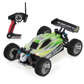 Original WLtoys A959-A A959-B A959 1:18 RC Car 4WD 2.4GHz Off Road RC Trucks 70KM/H High Speed Vehicle RC Racing Car Toys Kid