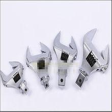 FÜR WERTE Einstellbar wrench 9x12 14x18 5-27mm-31-41mm drehmomentschlüssel beweglichen kopf stecker