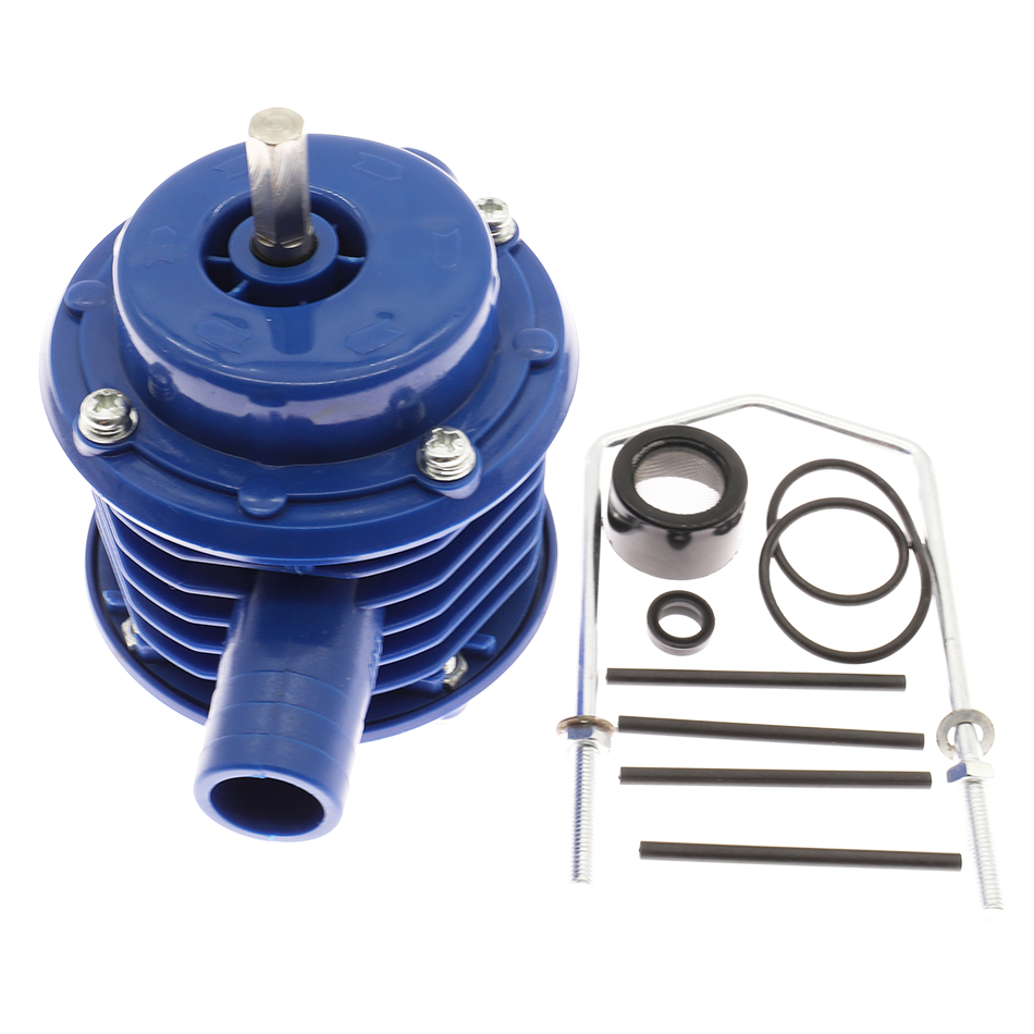 Household Mini Micro Self-Priming Electric Drill Bit Water Pump Home Garden Centrifugal Booster Water Pump