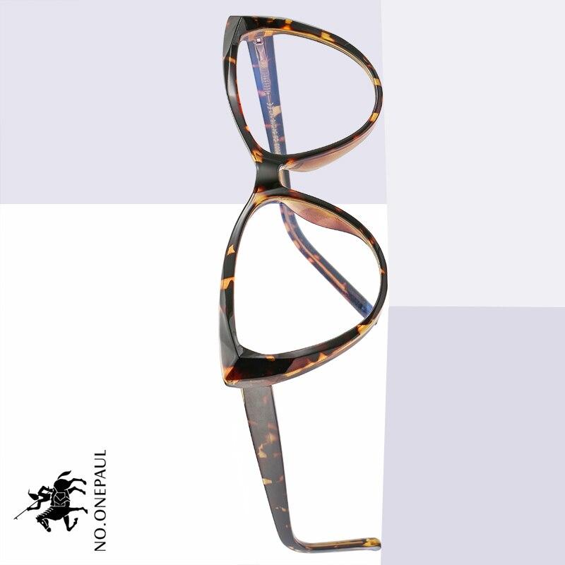 NO.ONEPAUL Frame Men & Women Computer Games Polygon Goggles Eyeglasses Optical Frame Metal Anti Blue Light Blocking Glasses