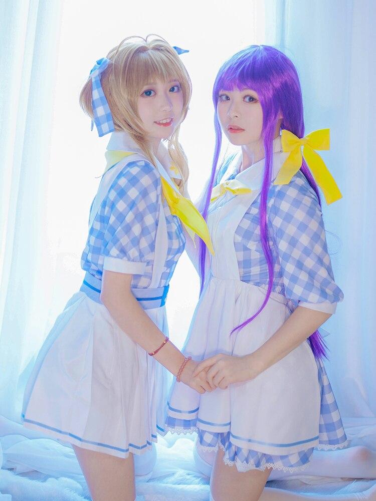 Cardcaptor Sakura Sakura Kinomoto/Tomoyo Daidouji Cosplay Costumes Lolita Dress Role Play Clothing An Exclusive Limited Edition