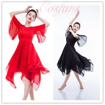 Ballet tutu adulto trajes de dança contemporânea longo vestido de balé para meninas clássica juventude ballet vestido de dança frete grátis novo