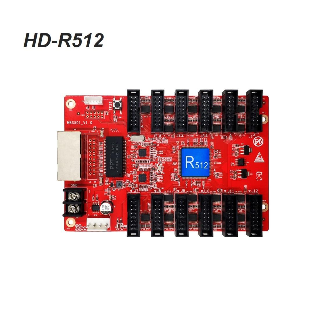 Полноцветный светодиодный видеодисплей Huidu  HD-R512  асинхронизация  RGB