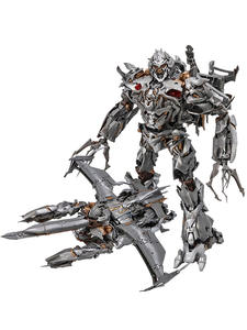Hasbro Transformers Toy Collector-Figure Masterpiece OFFICIAL MPM Megatron Movie-Series