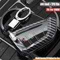 Высококачественный чехол-брелок для автомобильных ключей  2/3 кнопки для BMW 320li/523li/525li/528li/530 /X1/X2/X5/X3/X4/X6/118i/730 F15