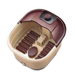 Hersteller Direkt Verkauf Maschinen-Fuß Badewanne Voll Automatische Heizung Massage Füße-waschen Becken Elektrische Fußbad Fuß