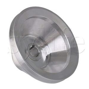 Image 4 - 5 Step A Type V Belt Pagoda Pulley Belt Outter Dia 54 150mm(Hole Dia 14mm,16mm,18mm,19mm,20mm,22mm,24mm,25mm,28mm)