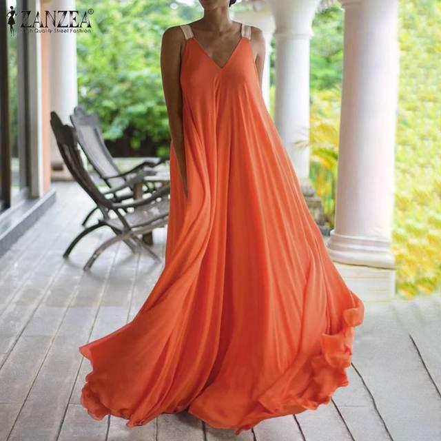 draping shoulder strap dress, flows beautifully, maxi dress 1