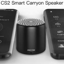JAKCOM CS2 Smart Carryon Speaker Hot sale in Speakers as mini altavoz hi fi bluethooth speaker(China)