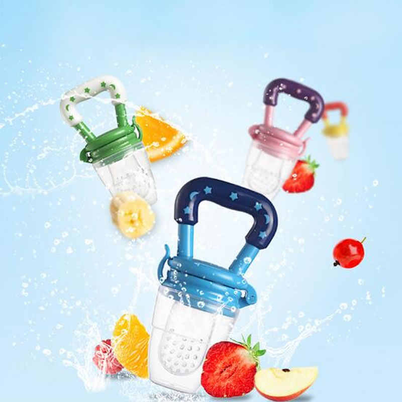 Fresh food baby pacifier feeder child fruit feeder nipple feeding safe baby supplies nipple pacifier nipple bottle