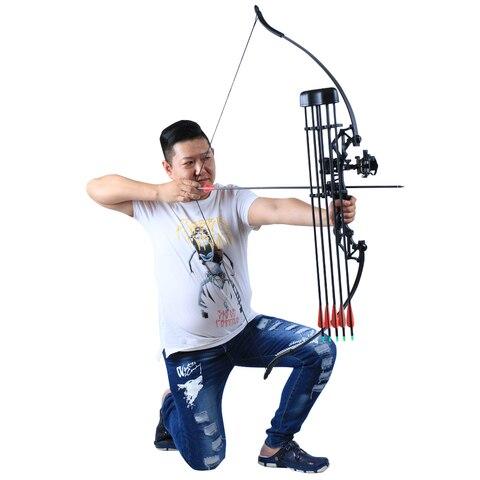 a caca de tiro com arco arco