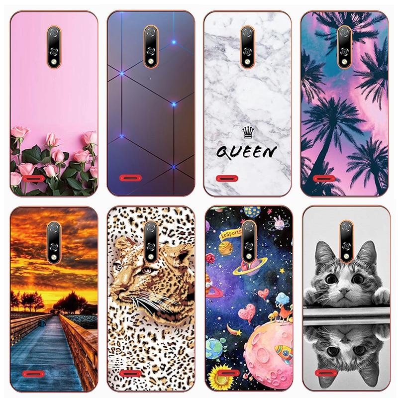 Для Ulefone Note 8 P чехол силиконовый, мягкий, телефонный чехол s для Ulefone Note 8 P узорчатые Чехлы для Ulefone Note 8 P Coque Funda