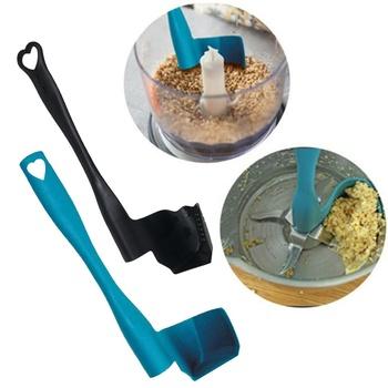 Obrotowa łopatka do kuchni Thermomix TM6 TM31 TM5 porcjowanie robot kuchenny Espatula Termomix akcesoria kuchenne narzędzie do gotowania tanie i dobre opinie CN (pochodzenie) Narzędzia specjalne Stirrer