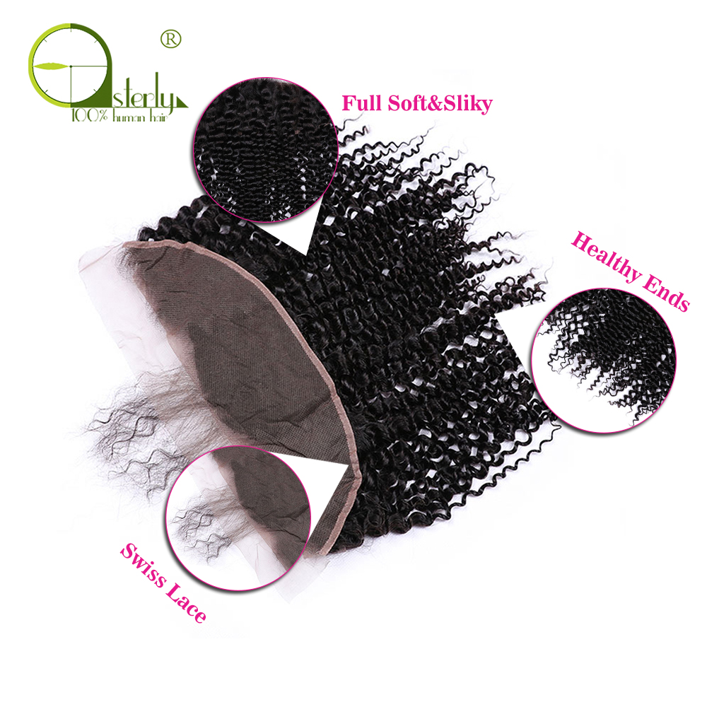 H1b167b50295f480da0e39571f49d08b7O Sterly Kinky Curly Bundles With Frontal Remy Human Hair Bundles With Closure Brazilian Hair Weave Bundles With Closure