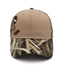 Camuflagem caça bonés casual verão praia boné de beisebol esporte ao ar livre snapback caminhadas chapéu tático militar camo boné para homem