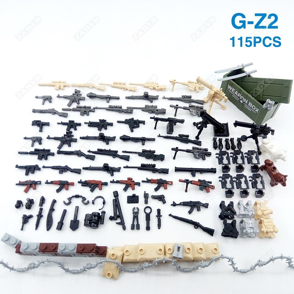 G-Z2 (115PCS)